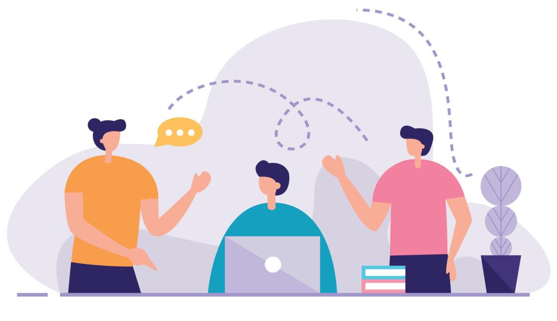 Aplicant una comunicació que eviti conflictes en l'equip
