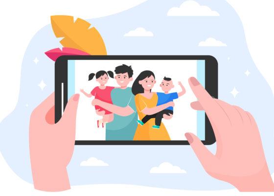 Curs de fotografia amb mòbils Android i iOS