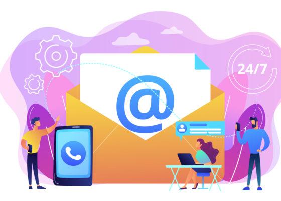 Contacte directe amb el client: Whatsapp, Facebook, Email