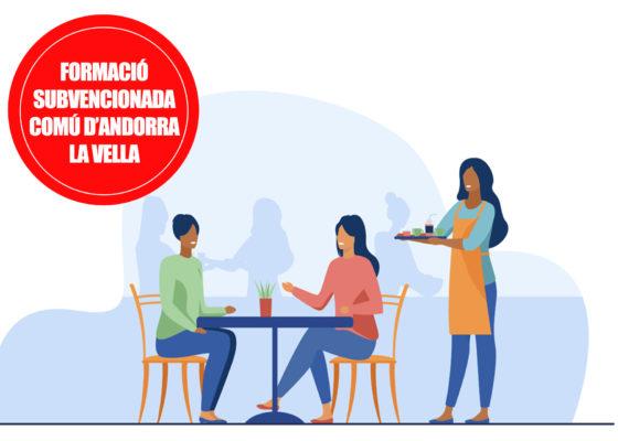 Sistemes d'organització i distribució del treball en bars i restaurants