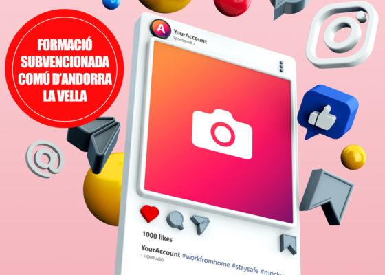 Captiva amb el teu contingut a Instagram: pràctica i estratègia (Instagram II)