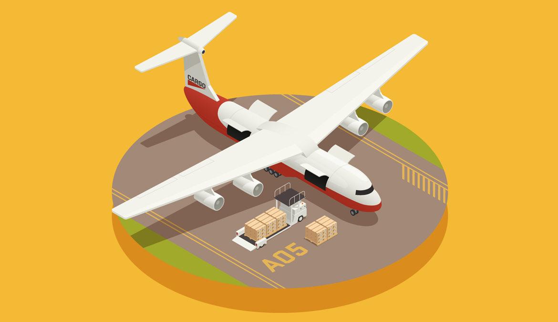Transport aeri de mercaderies