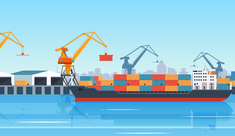 Transport marítim de contenidors i la intermodalitat