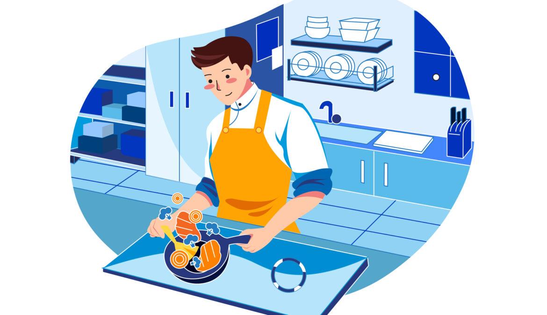 Ajudant de cuina