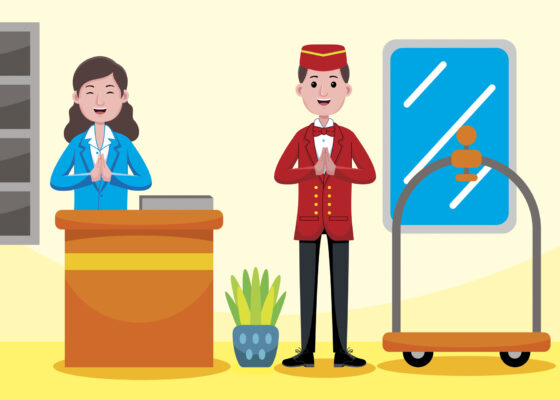 Simulació de gestió hotelera
